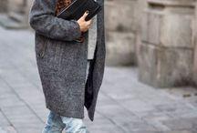 Образы: пальто-кокон