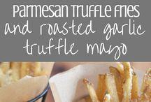 Truffle Oil Recipes