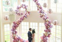 Шарики для детей. * Balloons for children. / Идеи праздничного оформления и поделок из шариков.