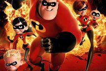 W. Disney - Incredibles - 2004