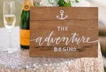 Wedding Stationery Moodboard