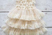 Vestidos nenas