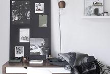 ✖️ desk space ✖️