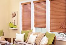 Blinds  / We sell a complete selection of blinds by Hunter Douglas and more