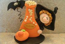 porcelanicrom de halloween