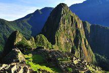 Viajes por sudamérica / Los mejores destinos en nuetsros viajes por SudAmérica