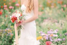 inspiration - bride portraits / Just the girls!