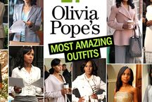 Fashion | Olivia Pope / by Alyssa Davis