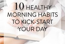 Morning Habits