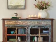 Furniture / by Lesa Teer