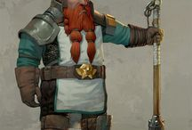 Dwarf - Male