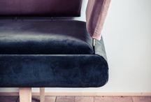 Øje-blik Living Room. / Beautiful Furniture from Øje-blik in Nordic Design. Danish design. Hand crafted furniture.