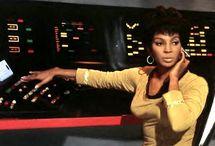 Lt. Nyota Uhura / by Jasmin