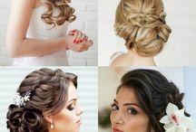 Peinados de boda / Peinados