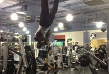 GYM WOWS!!! / by Belle Jackson