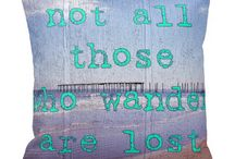 Not All Those Who Wander Are Lost / Not All Those Who Wander Are Lost