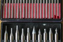 herramientas madera.