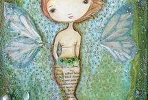 All Things Mermaids & Fairies