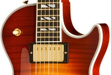 Les Paul / One of the most iconic guitars in music history, the Gibson Les Paul continues to be incredibly popular with musicians and fans alike. / by Gibson Guitar