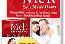 Melt  His Heart / How you can make your partner love you like never before, are you both in good terms or do you want to bring back your ex? Then this is the perfect way you can get your ex back and capture anybodys heart