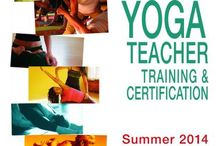 Summer 2014 Residential Yoga Teacher Trainings / 200-Hour: July 11-31, 2014 500-Hour: August 8-28, 2014 Please visit the Yoga Teacher Training pages for details!