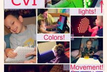 BVI cortical visual impairment