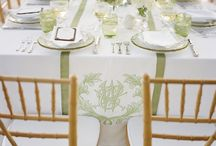 Monograms / Monogram everything, from bags to bows and from robes to ribbons! / by Southern Weddings Magazine