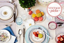 The Vintage Table Co for One Kings Lane