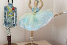 Мои работы: my handmade toys / Здесь представлены текстильные игрушки и куклы, которые я сшила сама (пишите: vafinaf@yandex.ru)
