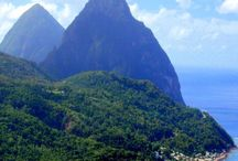 Discover St. Lucia / Discovering the best of St. Lucia travel with things to do, places to visit, and more!