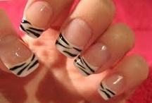 nail arts / by CECELIA CLARK