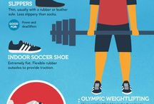 Fitness infographics / by Beth Crome