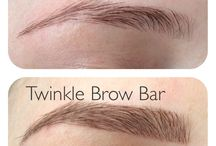 Twinkle 3D Brows / Die Twinkle 3D Brows halten 2-4 Wochen und sehen täuschend echt aus. Sprecht uns gerne an und lasst euch beraten! http://twinklebrowbar.de/3d-brows/