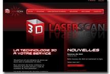 Site web ProWeb   Réalisation