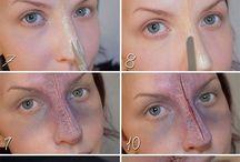 Maquiagem efeitos