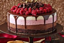 Mousse cakes