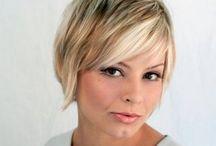short hair cuts <3 / by Lynne Huggins