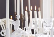 Candles and accessories / Create som instant goodfoodmood with high-quality candles. Different candles suit different needs, occasions and styles.