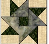Quilt stars / by Denise Adams