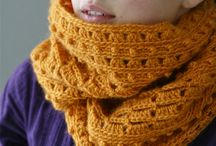Crochet scarves / by Amy Barry