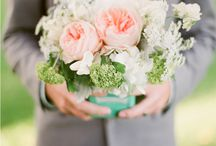 Lovely Wedding Details / Bouquets, flowers, tables set-ups, decorations, food, colors, invitations, centerpieces, etc..all things pretty and fun. / by Brittany Kelland