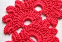 puntillas crochet / by rosalia gonzalez