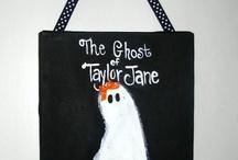 Halloween Art Ideas