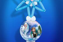 Je voudrais un Bonhomme de Neige / Tableau pour vous donner des idées et vous inspirer pour Noël. Avec des décors et des créations sur le thème de Noël et également de la Reine des Neiges