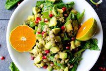 Lunch/Diner Salads