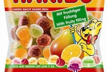 Haribo sweets I've tried