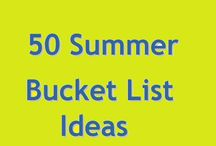 Summer ideas to get out more
