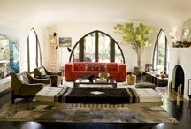 living room / by Christy Gullikson