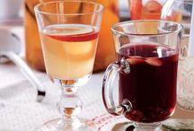 horké nápoje