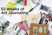 Online art journaling courses